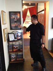 Jose, Sontes server extraordinaire