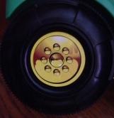wheel post