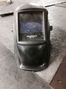 The Welding Helmet